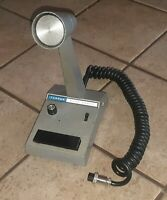 TURNER PLUS THREE B Vrg BASE STATION MICROPHONE MIKE wired for COBRA CB RADIO