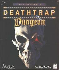 Deathtrap Dungeon (PC-CD, 1998) for Windows 95 - NEW CD in SLEEVE