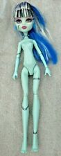 Monster High Frankie Stein First Wave Nude with light blue replacement arm