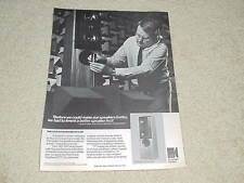 KEF Reference Model 104/2 Speaker Ad, 1988,Article