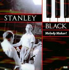 STANLEY BLACK - MELODY MAKER (NEW SEALED CD)