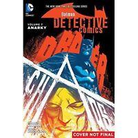 Batman Detective Comics TPB Vol 7 Anarky Brian Buccellato, Francis Manapul NEW