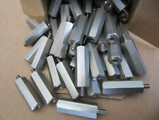 """(100) RAF 4635-632-SS Standoffs Stainless Male/Female 6/32 X 1-3/16"""" Long NEW!!!"""