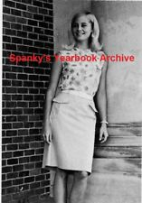 1960's actress Cybil Shepherd high school Yb~The Last Picture Show~Taxi Driver+
