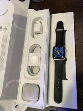 apple watch series 5 44mm silver aluminum