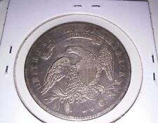 1834 Capped Bust Silver Half Dollar - Extra Fine?