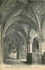 saint leu d'esserent ancienne abbaye