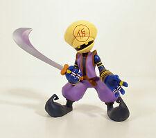 "RARE 2002 Bandit & Sword 4"" Action Figure Disney Kingdom Hearts"