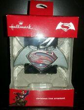 Hallmark - DC Comics  - Batman V Superman Dawn of Justice Christmas Ornament