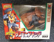 Transformers Japanese Beast Wars Cybertron C-14 Tasmania Kid Factory Sealed
