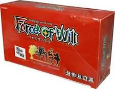Force of Will: The Twilight Wanderer Booster Box