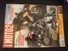 **m Revue Moto 2 n°212 Dark Dog Moto Tour 2007 / Honda 700 Transalp