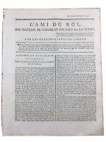Louvigné de Bais en 1791 Manoir de La Touche Ille et Vilaine Langres Hôtel Dieu