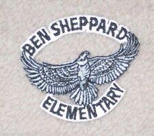 "Ben Sheppard Elementary School Patch - Hialeah Florida - 2 1/2"" x 2 1/4"""