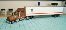 HO scale tractor trailer, Walthers, England Transp.