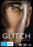 Glitch - Season 3 : NEW DVD