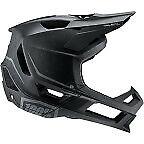 *FREE SHIPPING* 100% Trajecta Essential Black Helmet