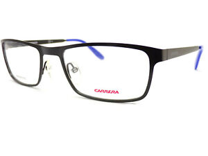 Carrera Glasses Frame 53mm Matte Black / Blue CA9911 003