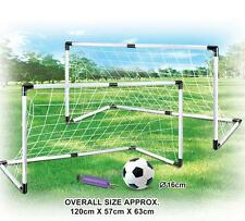 Portable 120*63*57cm Sports Kids Soccer Goal toy for Children Football Toy