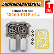 28260-PRP-014 Transmission Dual Linear Solenoid for Honda Accord CR-V Acura RSX