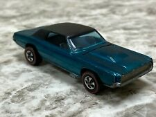 Hot Wheels Redline Custom T-Bird Aqua Green Adult Collectors Toy Car