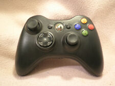 CONTROLLER XBOX 360 WIRELESS ORIGINALE NERO