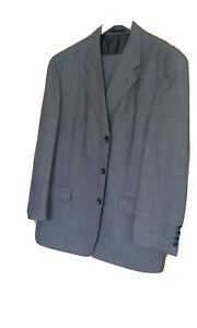 Vitale Barberis Canonico Tessuto Suit 60 European