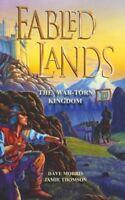Fabled Lands, No. 1 The War-Torn Kingdom