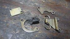 1993 HONDA CB750 NIGHTHAWK CB 750 HM22B ENGINE CRANKCASE MISC MOUNT BRACKET
