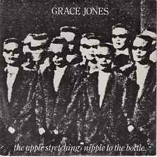 45 T SP  GRACE JONES *THE APPLE STRETCHING*