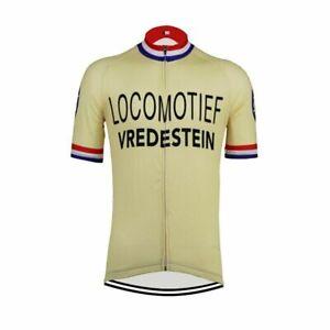 Locomotif Vredestein Retro Cycling Jersey