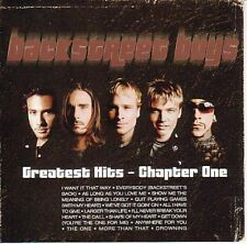 Backstreet Boys - Greatest Hits - Chapter One (NEW CD)
