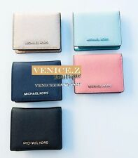 Michael Kors Leather Bifold Wallets for Women