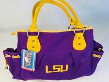 LSU Sandol Ladies Purse with Side Pockets