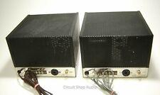 Pair of Vintage Dynaco Mark III / Dynakit MK3 Monoblock Amplifiers -- KT