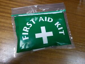ESSENTIALS FIRST AID KIT- 12 ITEMS - 30 PIECES - MULTI PURPOSE - HOME - TRAVEL