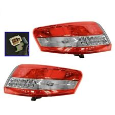 2010 2011 TOYOTA CAMRY RIGHT AND LEFT TAIL LAMP LIGHT PAIR W/LED SET LH & RH TL