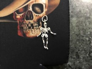 SANDY HARBUTTS STONE Silver earring GRAVEDIGGERS CULT CLASSIC MOVIE & extras