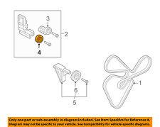 KIA OEM 09-10 Optima-Tensioner Pulley 2528725100