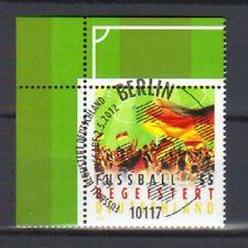 Bund 2936 ER ol (Fußball begeister Deutschland) ET-Stempel Berlin (H)