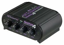 Art Pro Audio HeadAmp 4 Four Channel Headphone Amplifier