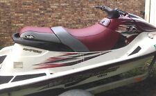 Yamaha 1997-99 GP1200 1998-00 MAROON 97-00 GP760 BURGANDY SEAT COVER! Blacktip
