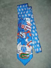 UF Florida Football Neck Tie 1996 National Champions Go Gators