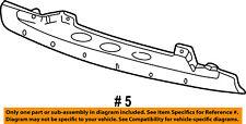 FORD OEM Rear Bumper-Step Pad Protector Scratch Guard Cover XL1Z17B807AAE