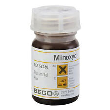 MINOXYD FUNDENTE BEGO 80gr LABORATORIO DENTAL.