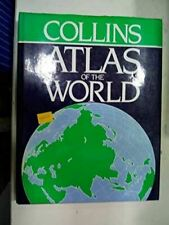 Collins Atlas of the World, William Collins Sons & Co, Very Good, Hardcover