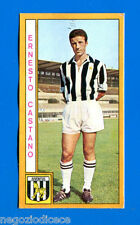 CALCIATORI PANINI 1969-70 - Figurina-Sticker - CASTANO - JUVENTUS -Rec
