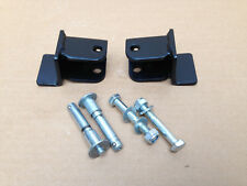 INVACARE MIRAGE ELECTRIC WHEELCHAIR - KERB CLIMBER BRACKETS SECURE BOLTS SCREWS