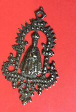 Médaille Religieuse   Très Ancienne En Argent