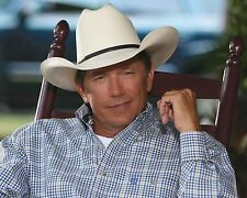 George Strait 8 x 10 / 8x10 GLOSSY Photo Picture IMAGE #3